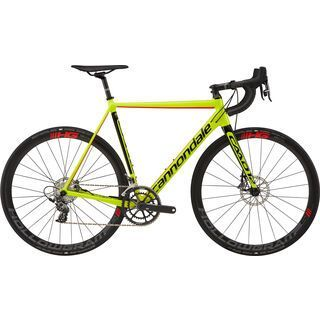 Cannondale CAAD12 Disc Force 2 2017, volt/black/red - Rennrad