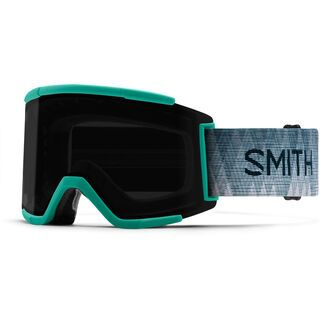 Smith Squad XL inkl. WS, bobby brown/Lens: cp sun black - Skibrille