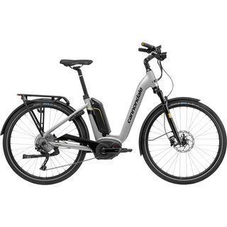 Cannondale Mavaro Neo City 1 2018, ash gray - E-Bike