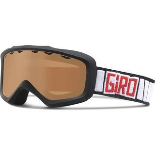 Giro Grade, black rocker/amber rose - Skibrille