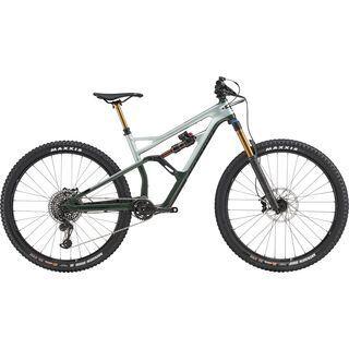 Cannondale Jekyll Carbon 1 - 29 2019, sage gray - Mountainbike
