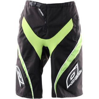 ONeal Element FR Short, black/green - Radhose