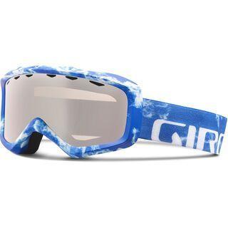 Giro Grade, blue rocksteady/rose silver - Skibrille