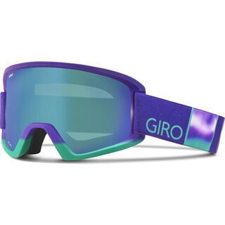 Giro Dylan + Spare Lens, purple fade/loden dynasty - Skibrille