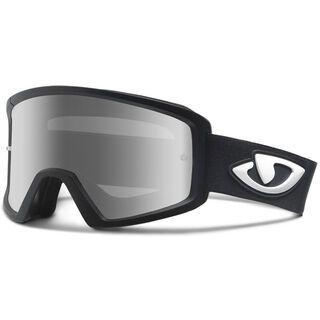 Giro Blok MTB inkl. Wechselscheibe, black grey/Lens: silver flash, clear - MX Brille