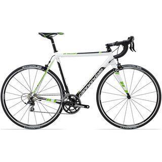 Cannondale CAAD10 105 Triple 2014, weiß - Rennrad