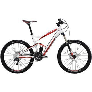 *** 2. Wahl *** Cannondale Jekyll 4 2012, Magnesium White (Gloss) - Mountainbike | Rahmenhöhe M / 45,7 cm