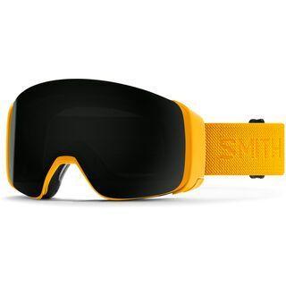 Smith 4D Mag inkl. WS, hornet flood/Lens: cp sun black - Skibrille
