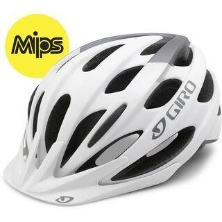 Giro Revel MIPS, white silver - Fahrradhelm