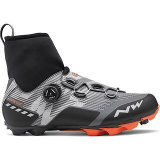 Northwave Raptor Gore-Tex, reflective/orange lobster - Radschuhe