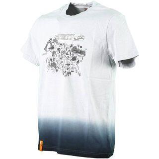 Scott Roarban s/sl Tee, black - T-Shirt