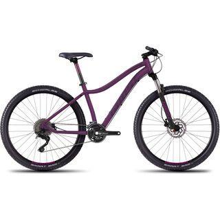 Ghost Lanao 5 2016, purple/black - Mountainbike