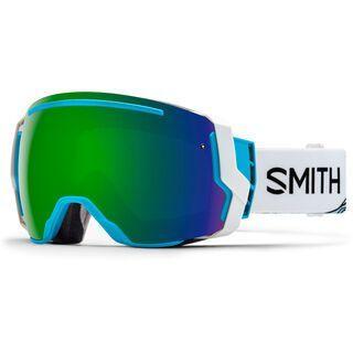 Smith I/O 7 Bobby Brown inkl. Wechselscheibe, Lens: sun green mirror chromapop - Skibrille