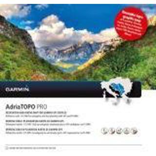 Garmin Topo Adria PRO (microSD/SD) - Karte