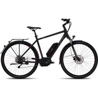 Ghost Andasol Trekking 6 2016, black/red/gray - E-Bike