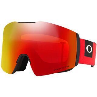 Oakley Fall Line XL Prizm, blockedout red/Lens: torch iridium - Skibrille