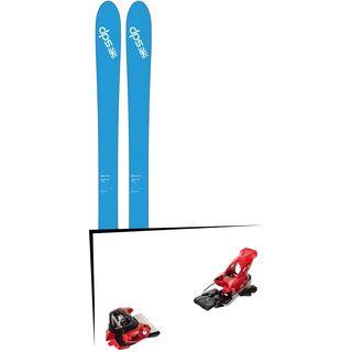 Set: DPS Skis Wailer 106 2017 + Tyrolia Attack² 16 GW (2020403)