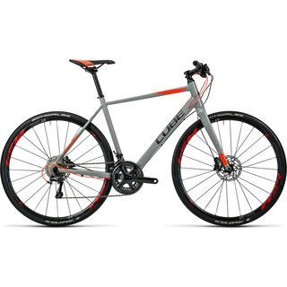 Cube SL Road SL 2016, grey red - Fitnessbike