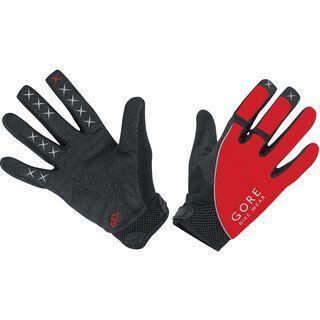 Gore Bike Wear Alp-X 2.0 Handschuhe lang, red/black
