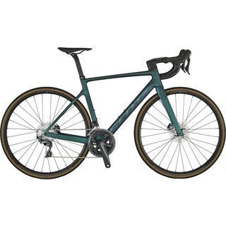 Scott Addict RC 30 2021, carbon/green - Rennrad