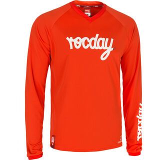 Rocday Evo Jersey Sanitized, orange - Radtrikot