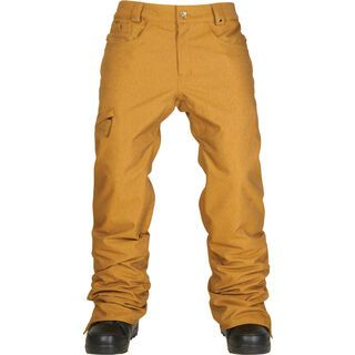 686 Raw Pant, duck twill denim - Snowboardhose