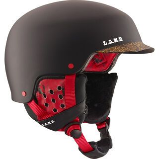Anon Aera L.A.M.B, black - Snowboardhelm