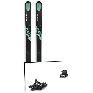 Set: Kästle FX95 HP 2019 + Marker Alpinist 9 black/titanium