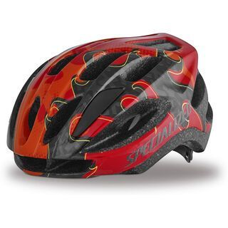Specialized Flash, red - Fahrradhelm