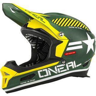 ONeal Fury RL Helmet Afterburner, green - Fahrradhelm