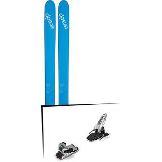 DPS Skis Set: Lotus 120 Spoon Pure3 2016 + Marker Griffon 13