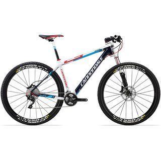 Cannondale F29 Carbon 2 2014, blau - Mountainbike
