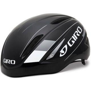 Giro Air Attack, black/silver - Fahrradhelm
