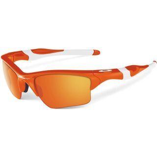 Oakley Half Jacket 2.0 XL, Blood Orange/Fire Irdium - Sportbrille