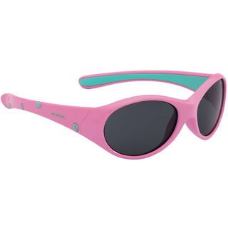 Alpina Flexxy Girl, rose mint/Lens: ceramic mirror black - Sportbrille