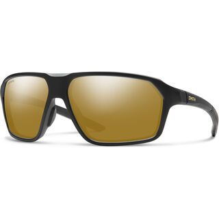 Smith Pathway, mat black/Lens: cp polarized bronze mir - Sonnenbrille