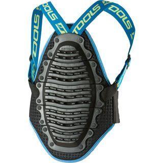 Icetools Back Belt Junior, black blue - Rückenprotektor