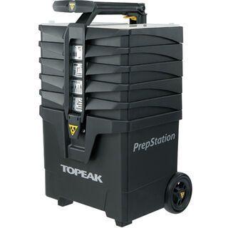 Topeak PrepStation inkl. Set mit 40 Profi-Werkzeugen