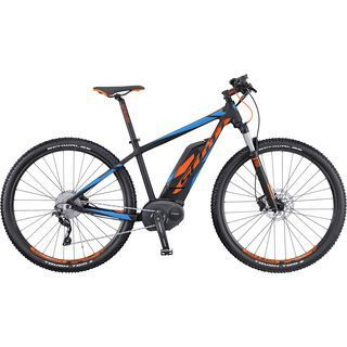 Scott E-Aspect 920 CX 2016, black/orange/blue - E-Bike