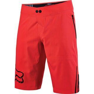 Fox Attack Pro Short, neon red - Radhose