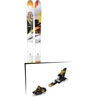K2 SKI Set: Talkback 96 2016 + Marker Kingpin 13