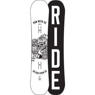 Ride Burnout Wide 2017 - Snowboard