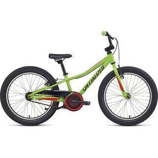 Specialized Riprock Coaster 20 2018, green/red/black - Kinderfahrrad