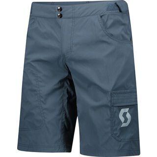 Scott Trail Flow w/Pad Men's Shorts, nightfall blue - Radhose