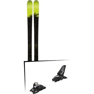 Set: K2 SKI Sight 2018 + Marker Squire 11 ID black