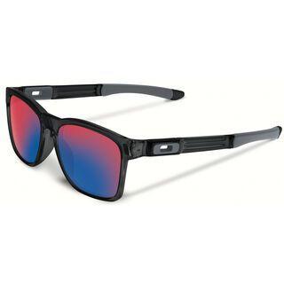 Oakley Catalyst, black ink/Lens: positive red iridium - Sonnenbrille