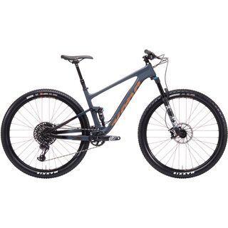 Kona Hei Hei CR/DL 2019, blue w/ copper - Mountainbike