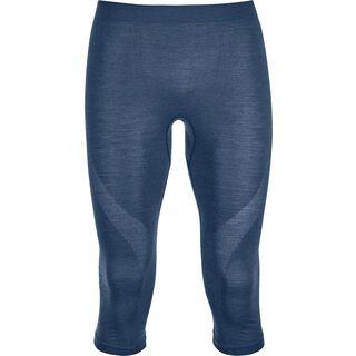 Ortovox 120 Merino Comp Light Short Pants M, night blue - Unterhose