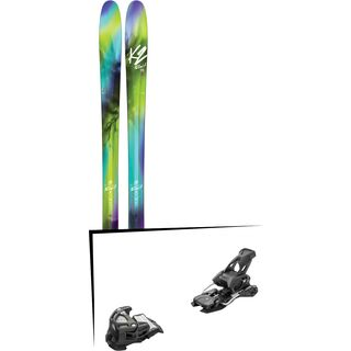 Set: K2 SKI Fulluvit 95 2017 + Tyrolia Attack 14 AT (1715202)