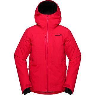 Norrona lofoten Gore-Tex Insulated Jacket M's true red